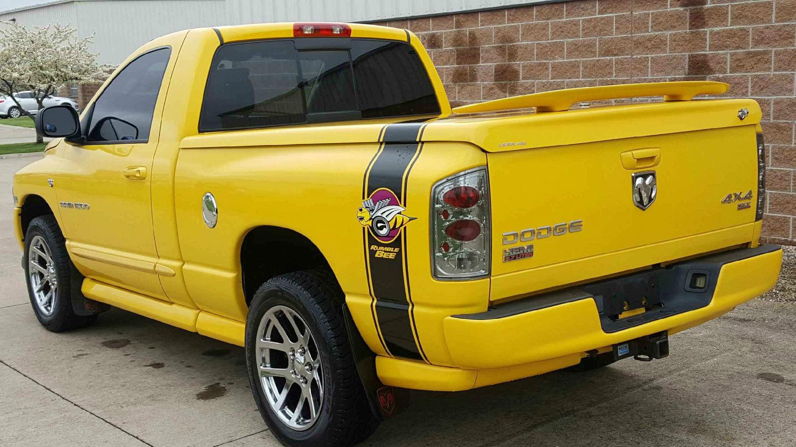 2004 Dodge Ram 1500 Rumble Bee (Jeff Pick)