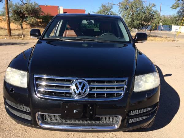 2004 Volkswagen Touareg V10 TDI