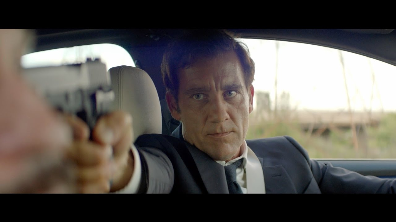 Clive Owen - The Escape