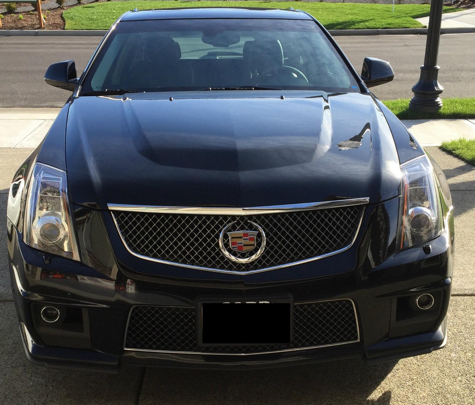 2014 Cadillac CTS-V Wagon (Cory Pick