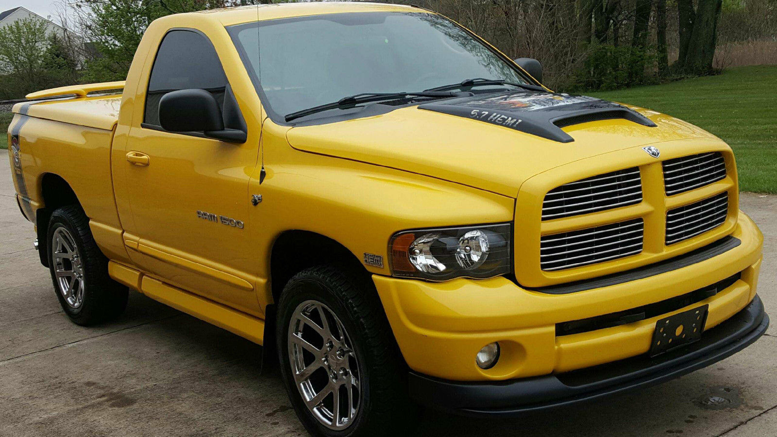 2004 dodge ram 1500 rumble bee jeff pick. Black Bedroom Furniture Sets. Home Design Ideas