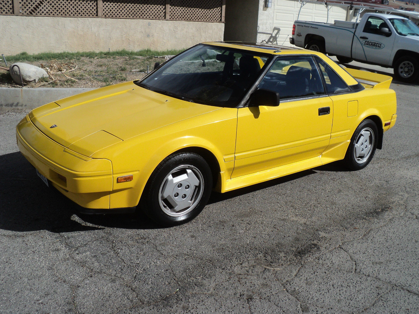 Used Car Value By Vin >> 1986 Toyota MR2 (Jeff Pick)
