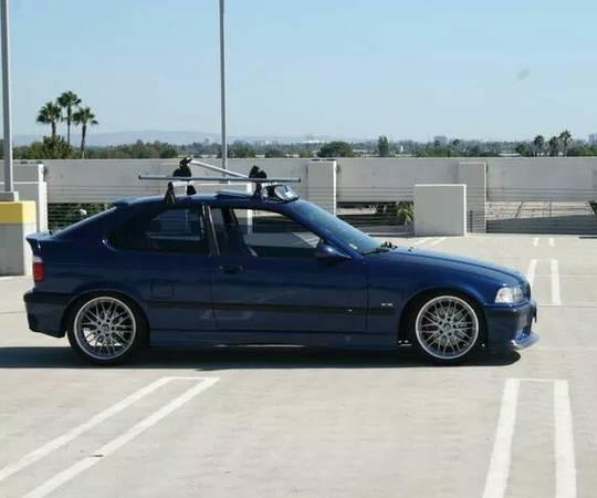 1997 Bmw M3: 1997 BMW 318ti M3 Swap
